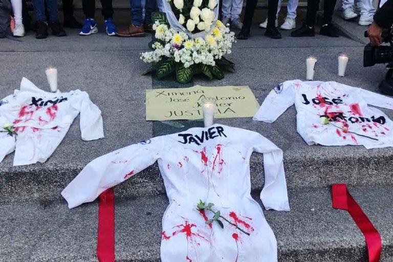 muerte estudiantes Puebla
