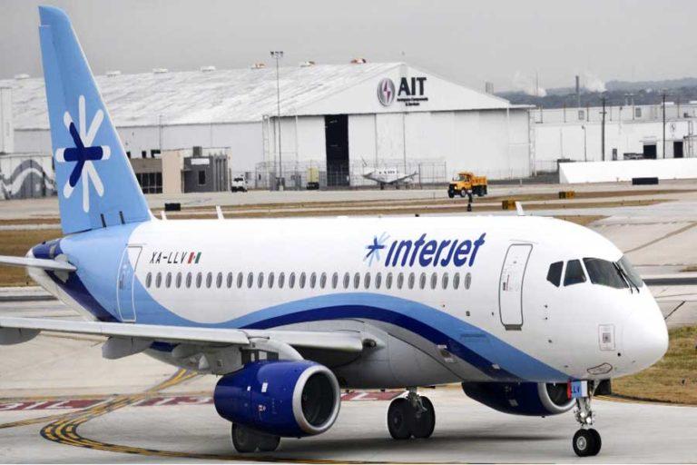 interjet aerolinea mexico