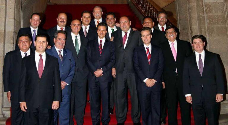 corrupcion continua en mexico