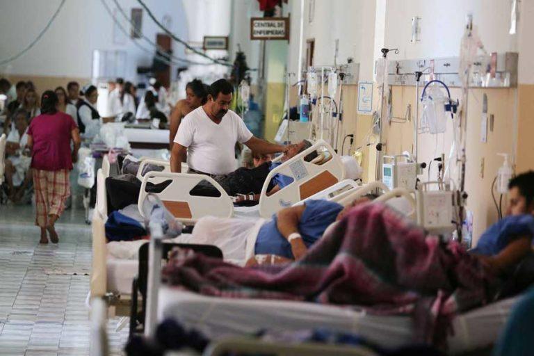 Hospitales y hoteles covid19
