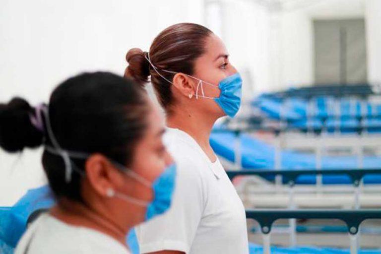 Cuidemos al personal de salud