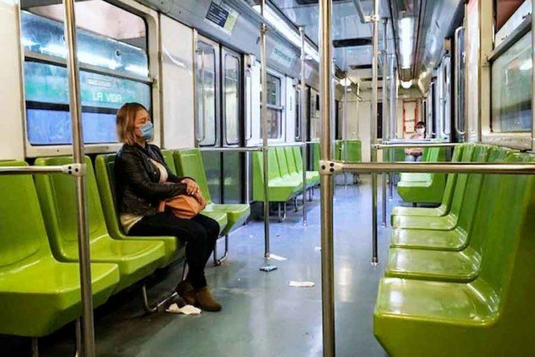 uso cubrebocas obligatorio metro