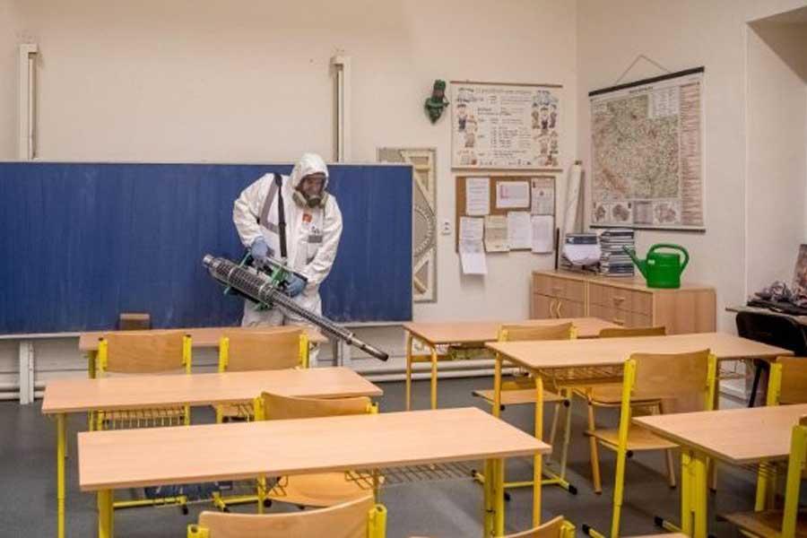 reapertura escuelas