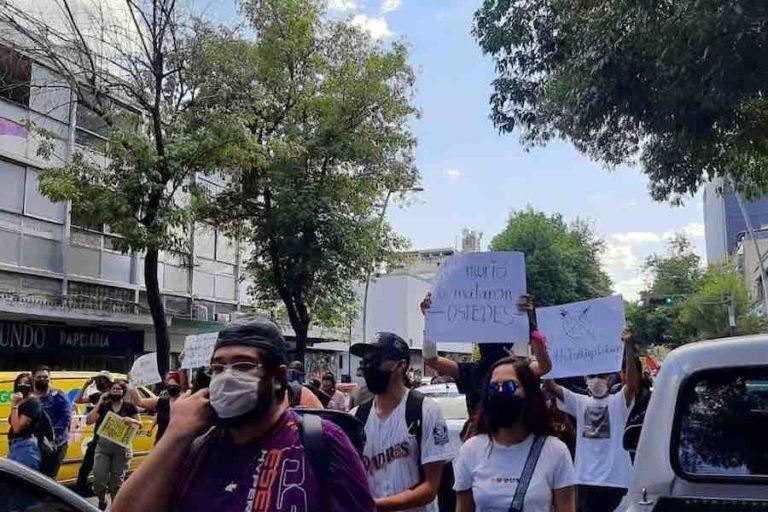 protestas guadalajara