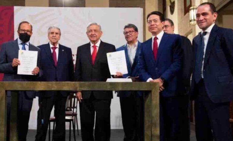 firma nueva reforma