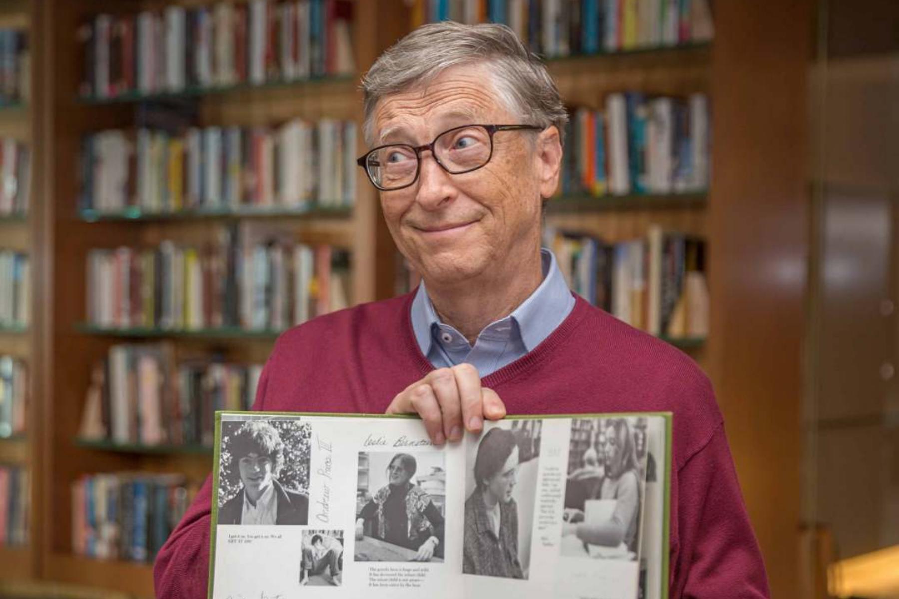Bill Gates advierte preparación como una guerra la próxima pandemia