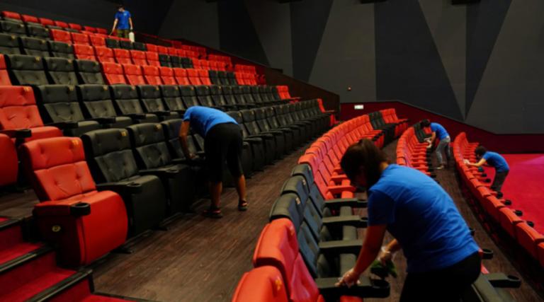Cines, teatros y museos podrán reabrir en la CDMX