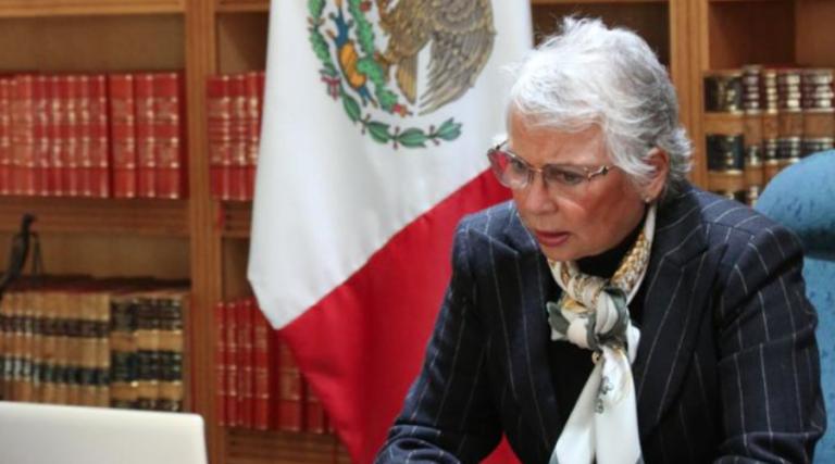 Sufrí violencia de género en reuniones de seguridad Olga Sánchez Cordero