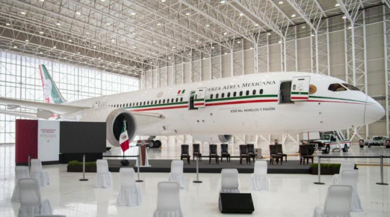 Anuncian gobierno de AMLO nueva subasta de aviones y helicópteros