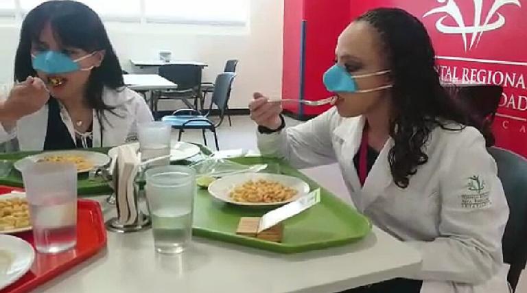 IPN crea mascarilla nasal para reducir contagios por COVID-19