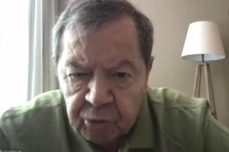 Porfirio Muñoz Ledo dictadura