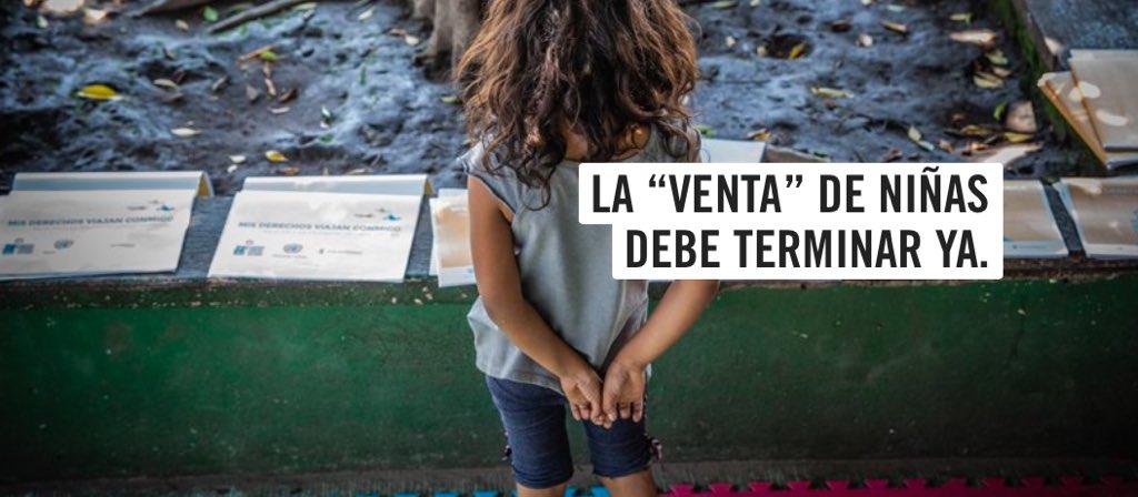 venta de niñas en Guerrero