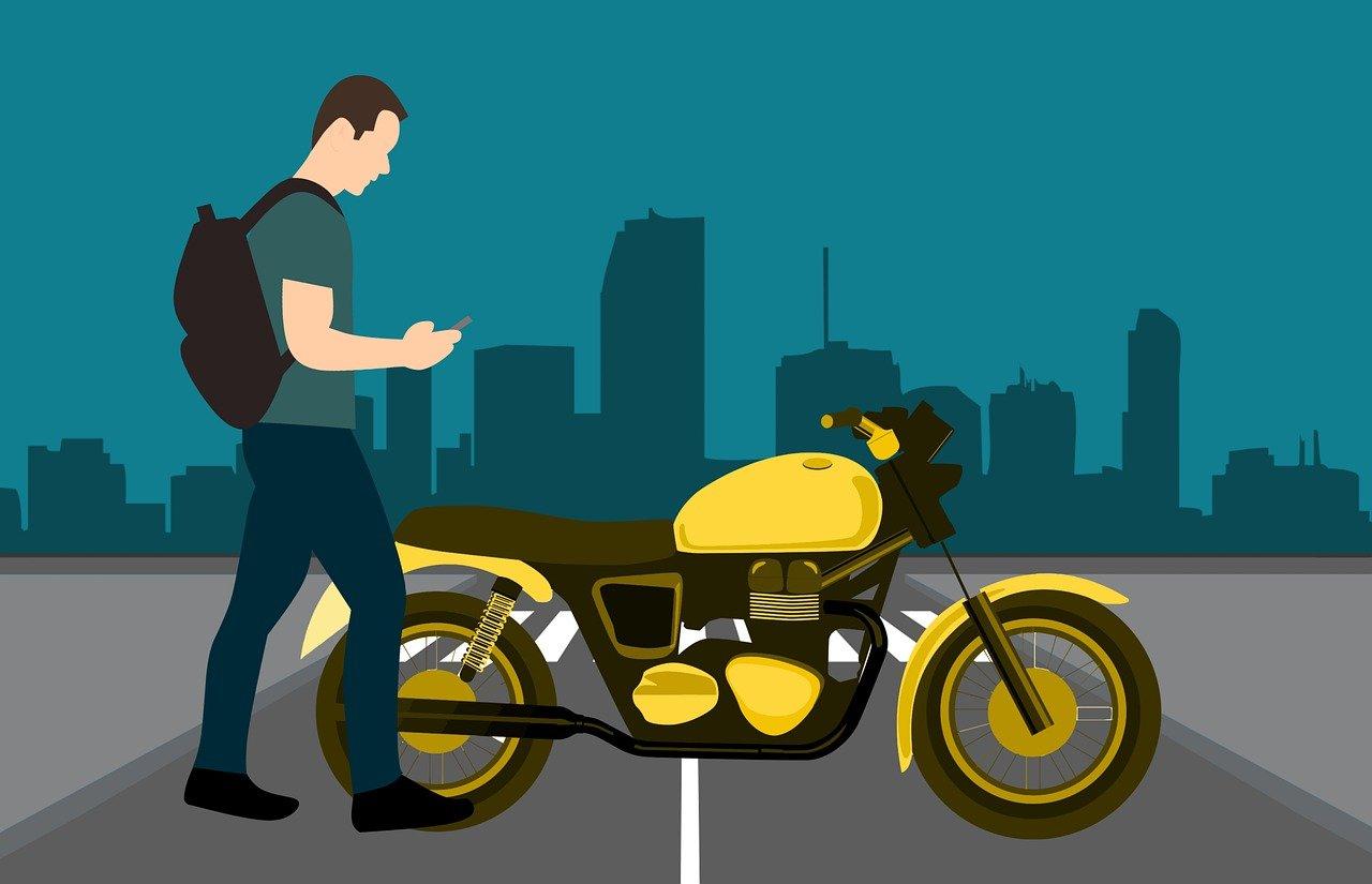 licencia para motociclistas