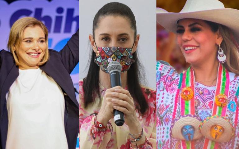 mujeres al poder gobernadoras
