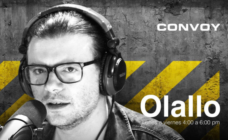 convoy olallo rubio podcasts