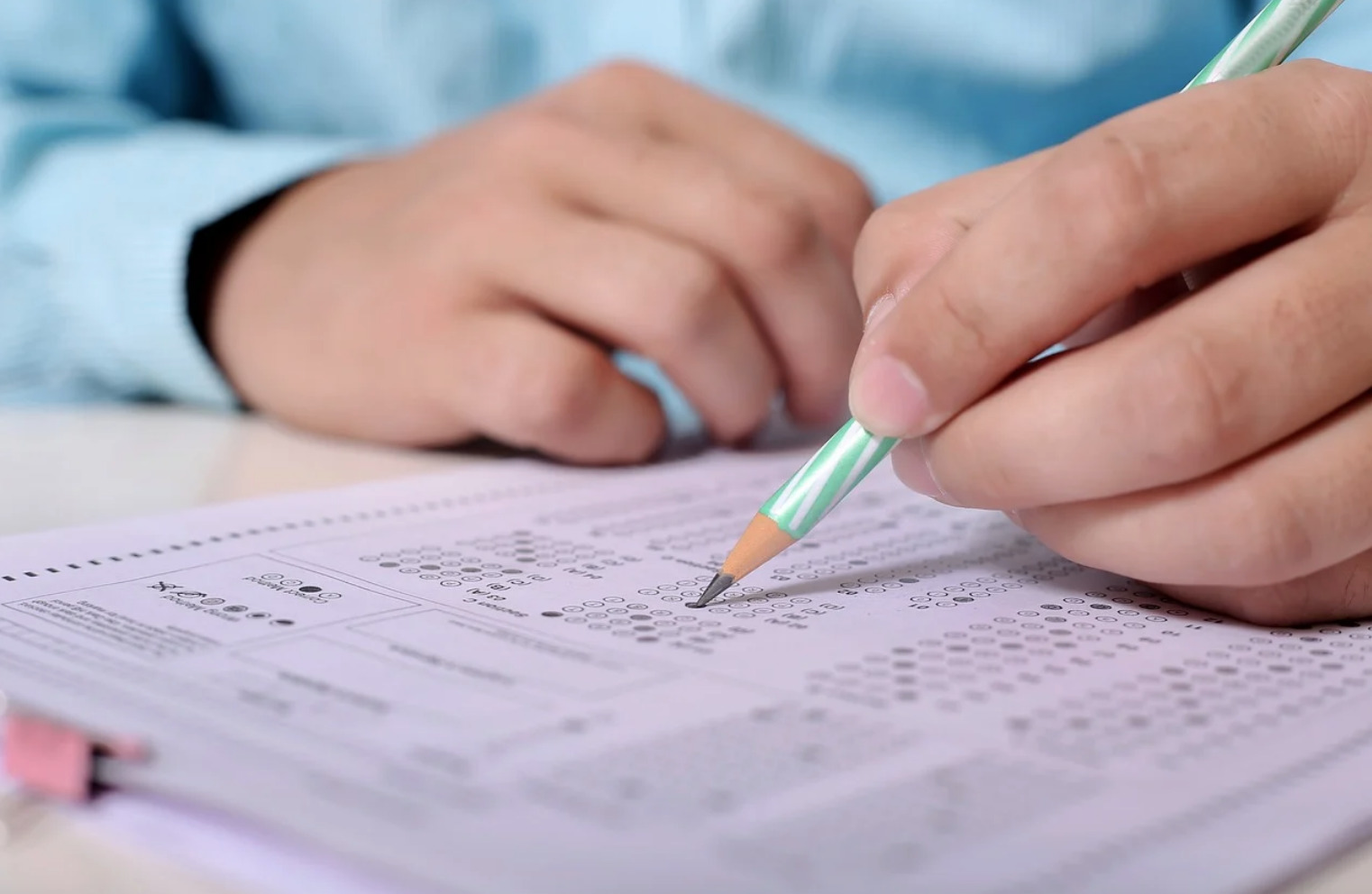 maestros hacen trampa en el examen