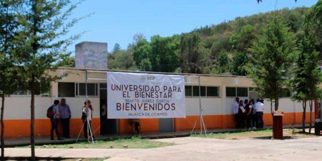 Universidades del Bienestar