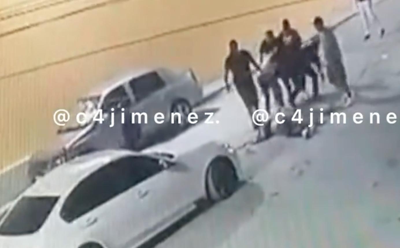 asesinan a golpes a hombre en Ecatepec
