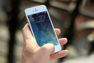 celular tirado estafa