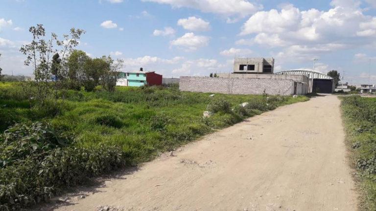 terrenos de Tecámac