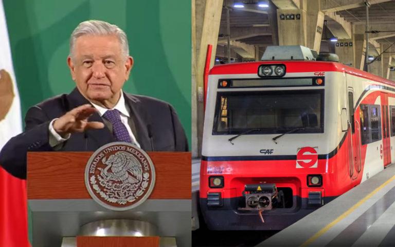tren suburbano a Santa Lucía